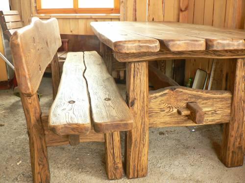 Это выглядит мебель ручной работы